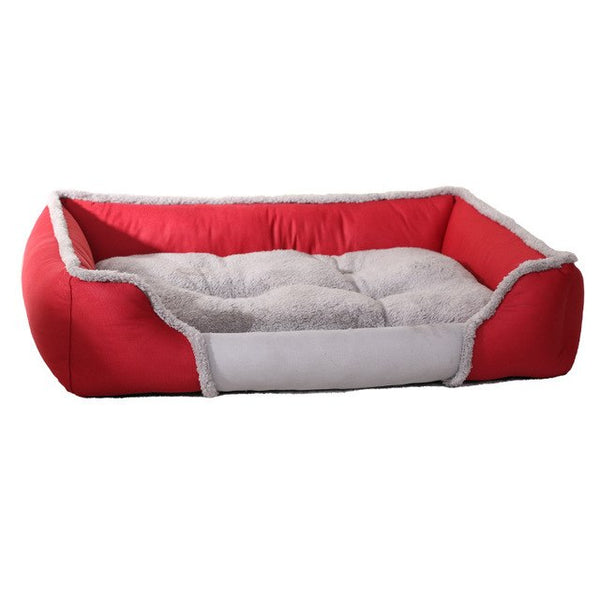 Warm and comfortable Bed for Large Dogs