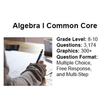 Algebra I Common Core