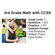 3rd Grade Math with CCSS