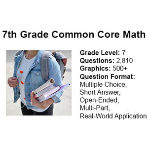 7th Grade Common Core Math