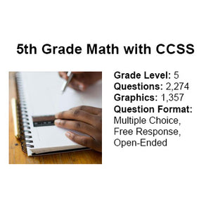 5th Grade Math with CCSS