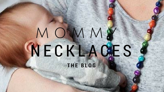 Mommy Necklaces: Non-toxic & Baby Safe!