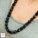Chic Strand - Black Solid