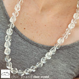 Chic Strand - Clear Crystal