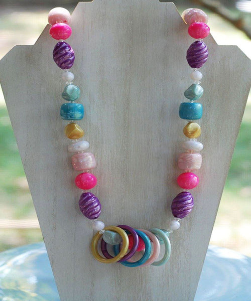 Nursing Necklace - Tutti Frutti