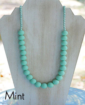 Teether Strand - Mint