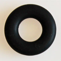 Black Teether Ring Donut Add On