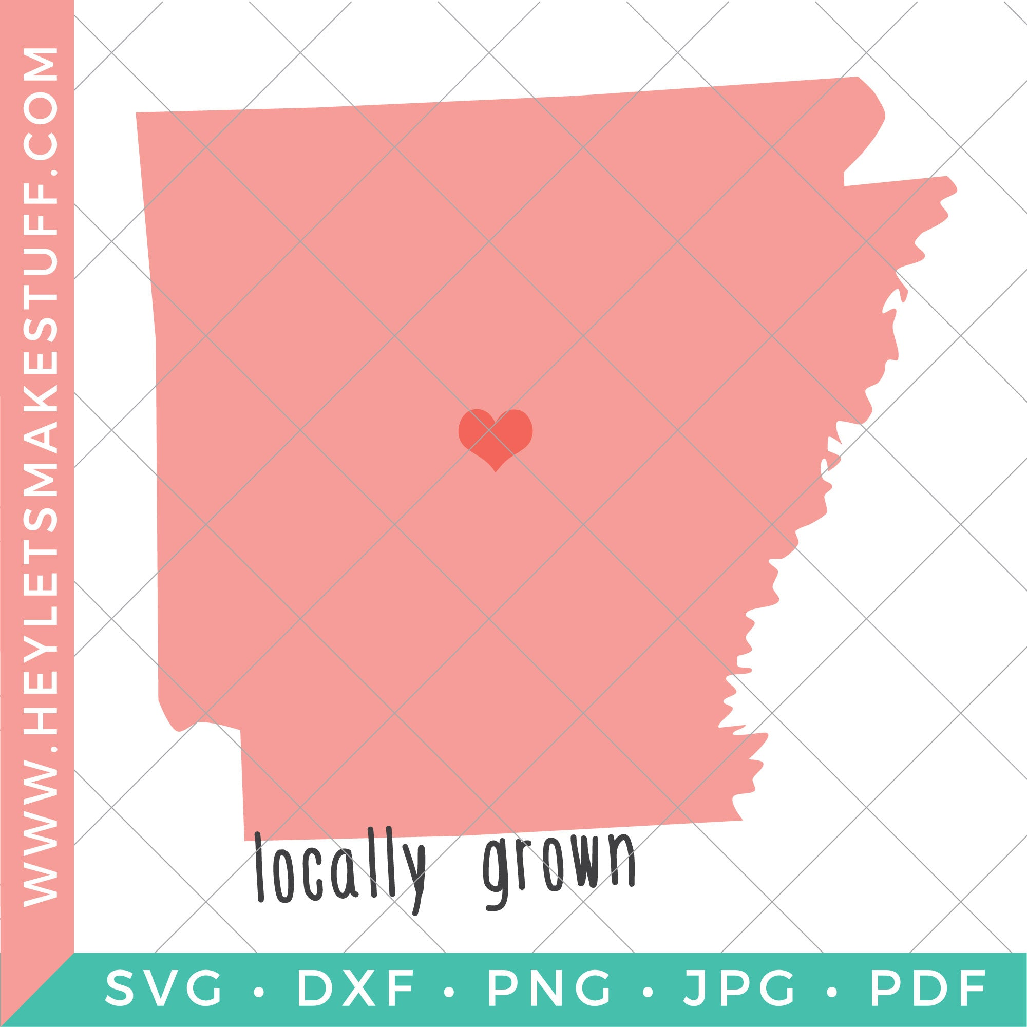 Locally Grown - Arkansas