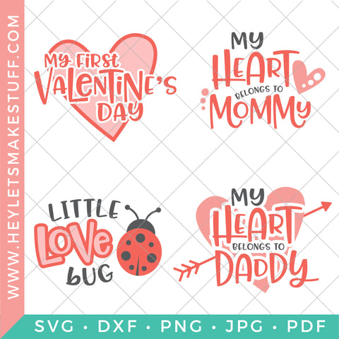 Baby Valentine's Day Bundle