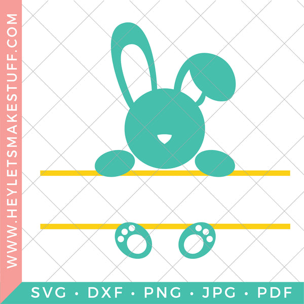 Easter Monogram Bundle