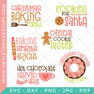 Christmas Baking Bundle