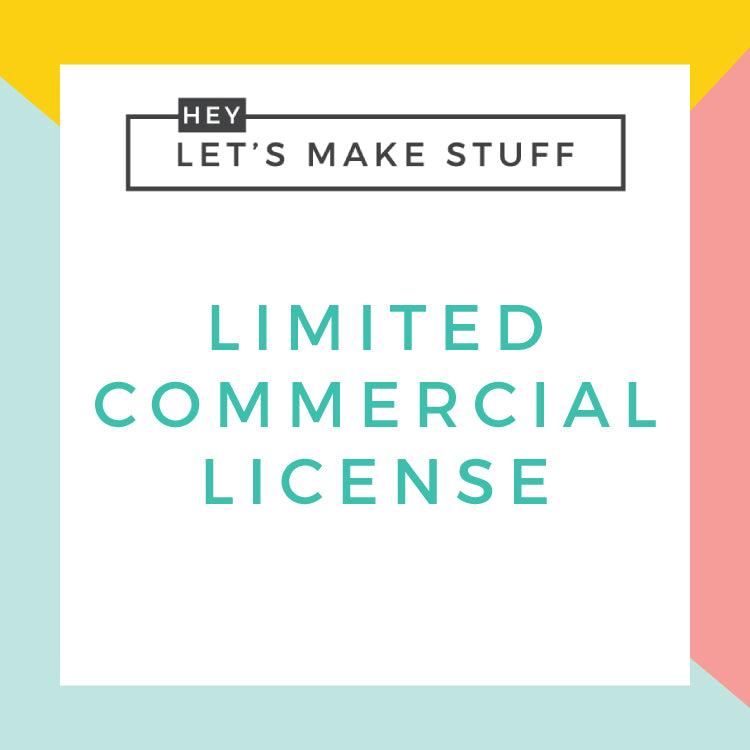 Limited Commercial License
