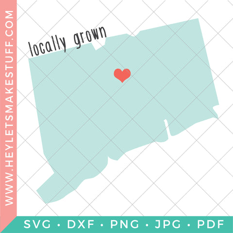 Locally Grown - Connecticut