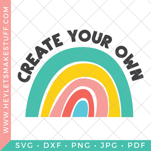 Create Your Own Rainbow