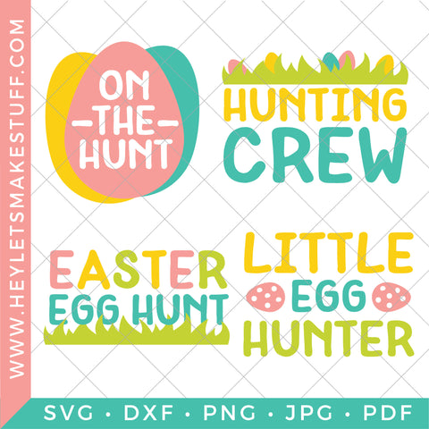 Easter Egg Hunt Bundle