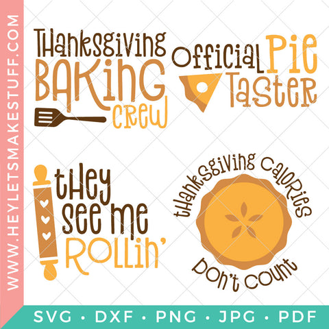 Fall Baking Bundle