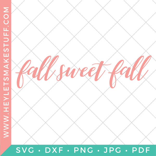 Hand-Lettered Fall Bundle