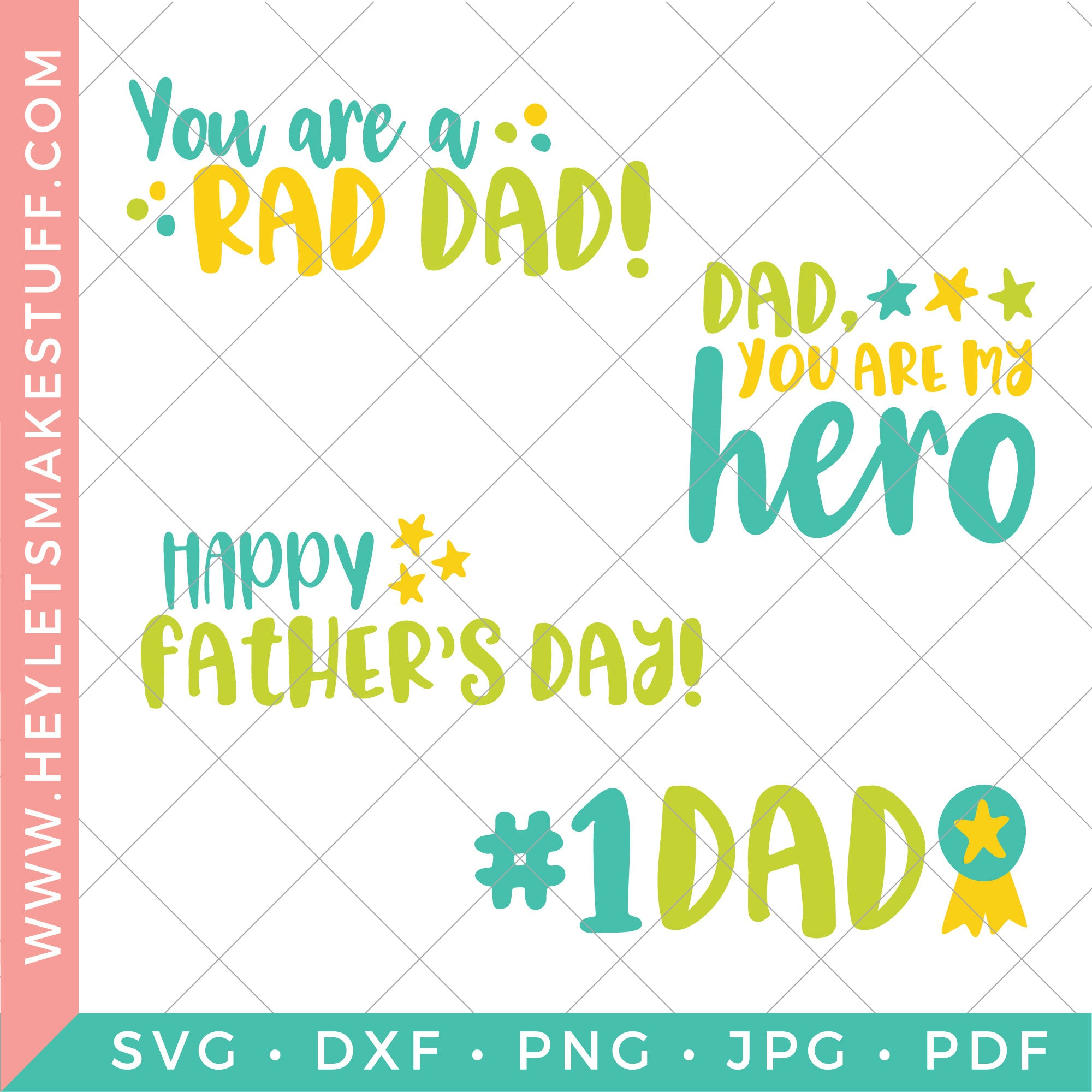Free ✓ free for commercial use ✓ high quality images. Father S Day Svg Bundle Hey Let S Make Stuff SVG, PNG, EPS, DXF File