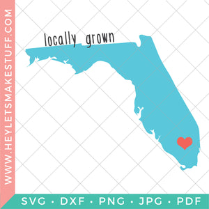 Locally Grown - Florida