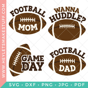 Game Day and Football Bundle