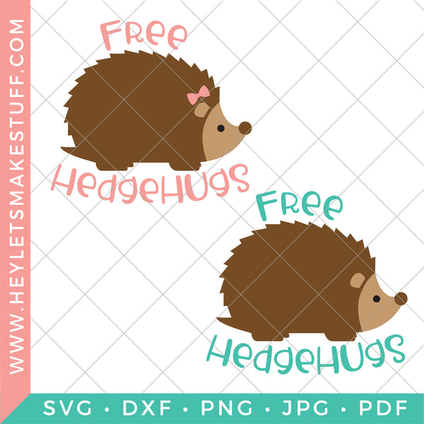 Free Hedgehugs Bundle