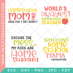 Funny Homeschool Bundle