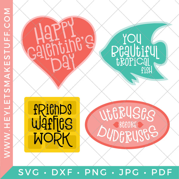 Galentine's Day Bundle