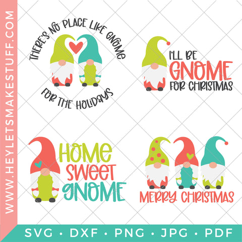 Christmas Gnomes Bundle