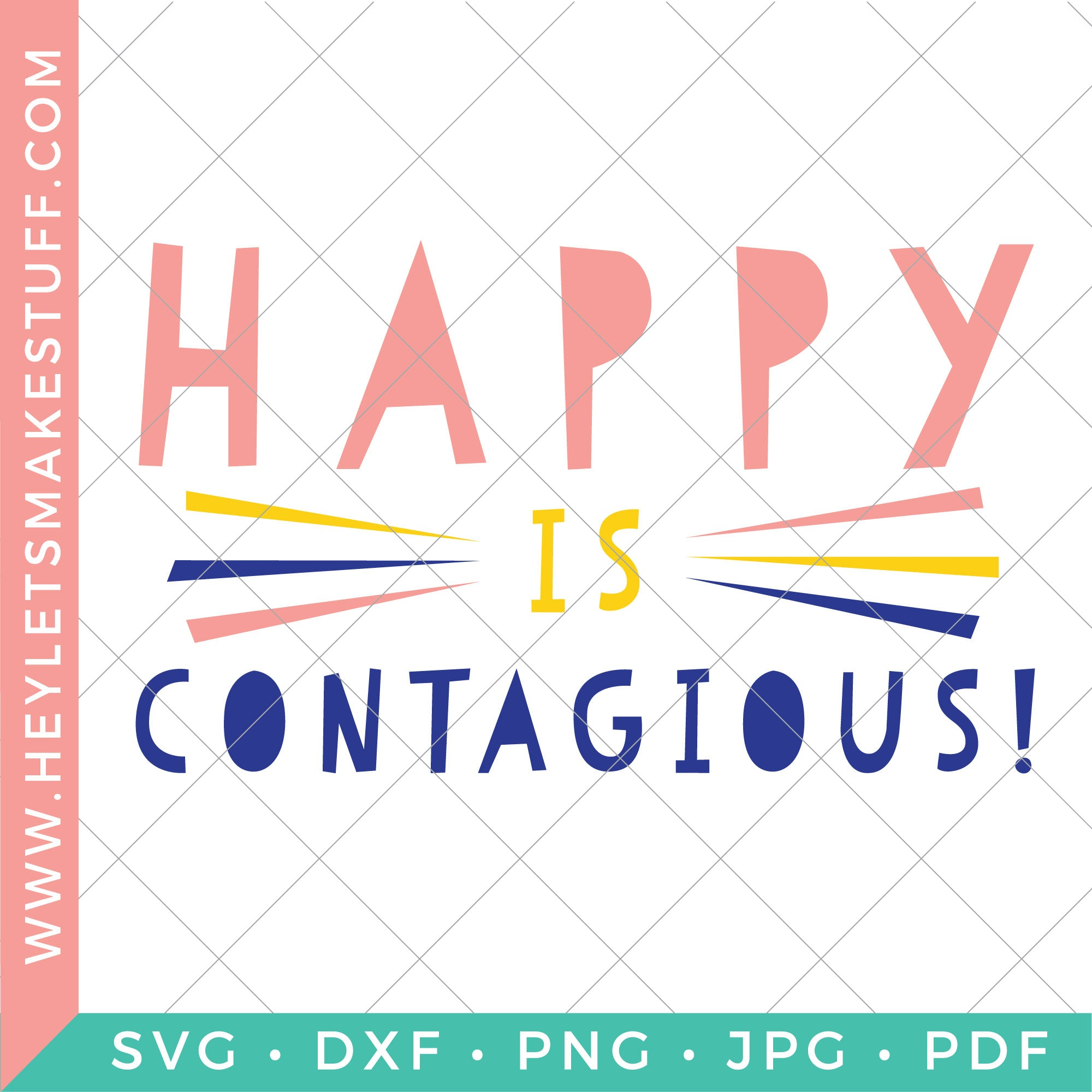 Happy is Contagious