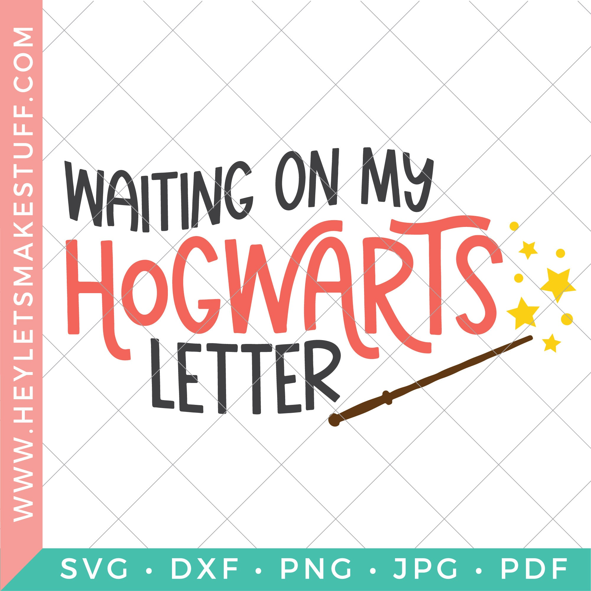 Waiting on My Hogwarts Letter