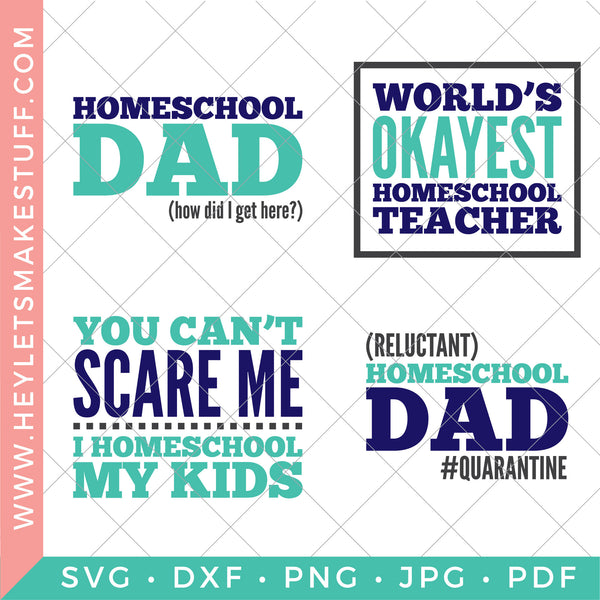Homeschool Dad Bundle