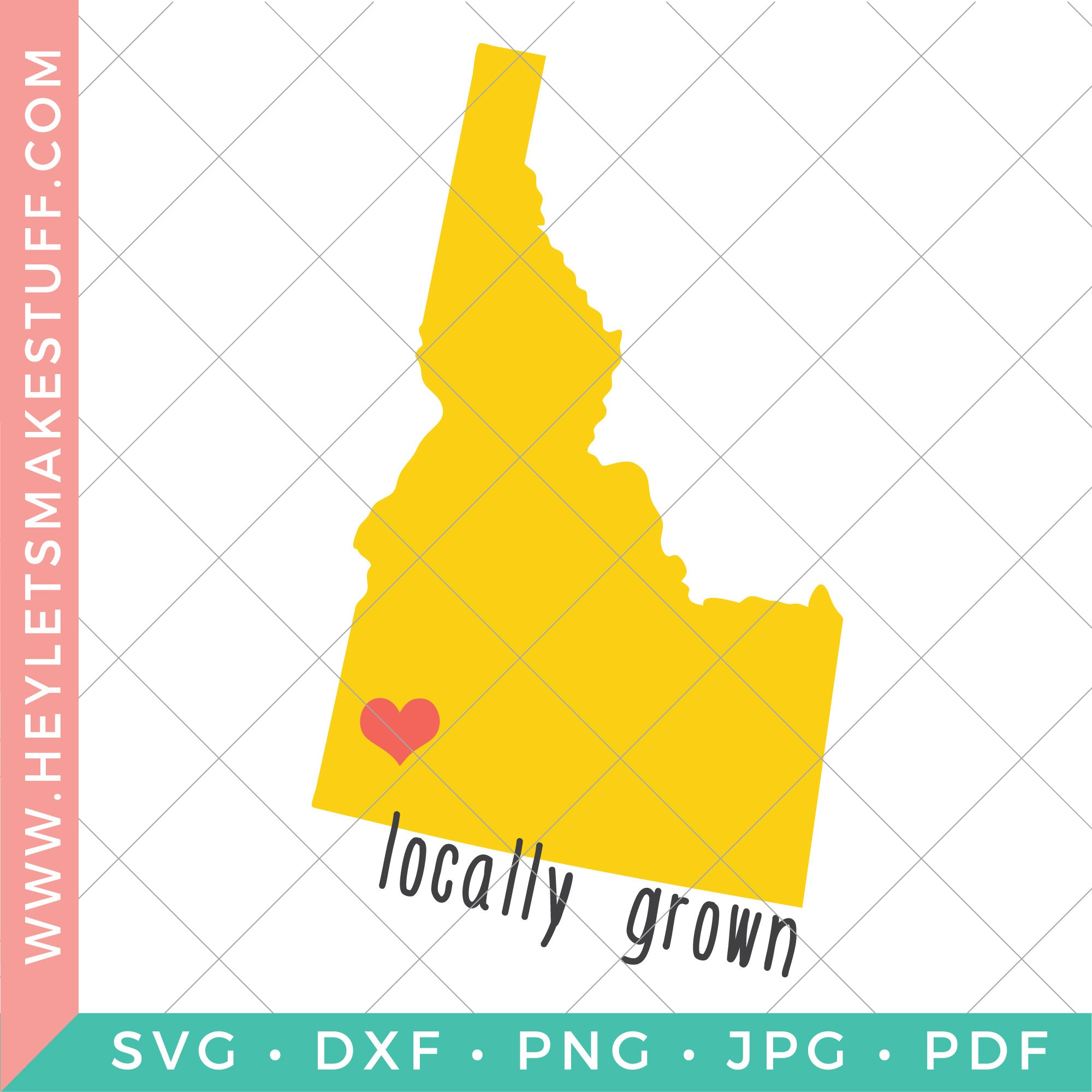 Locally Grown - Idaho
