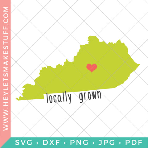 Locally Grown - Kentucky