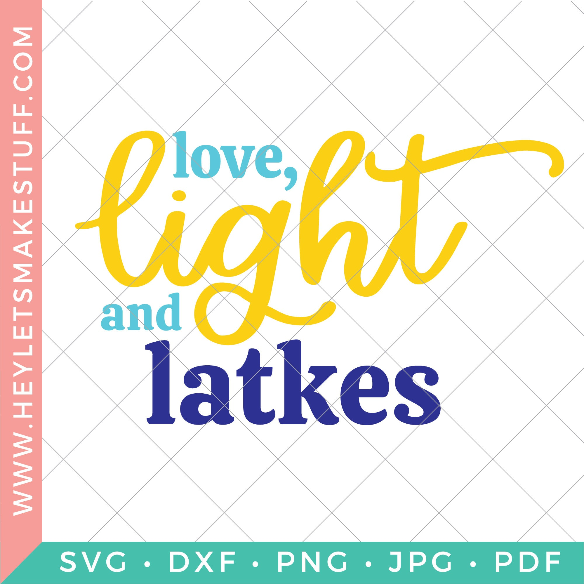 Love Light and Latkes
