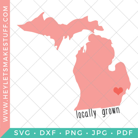 Locally Grown - Michigan
