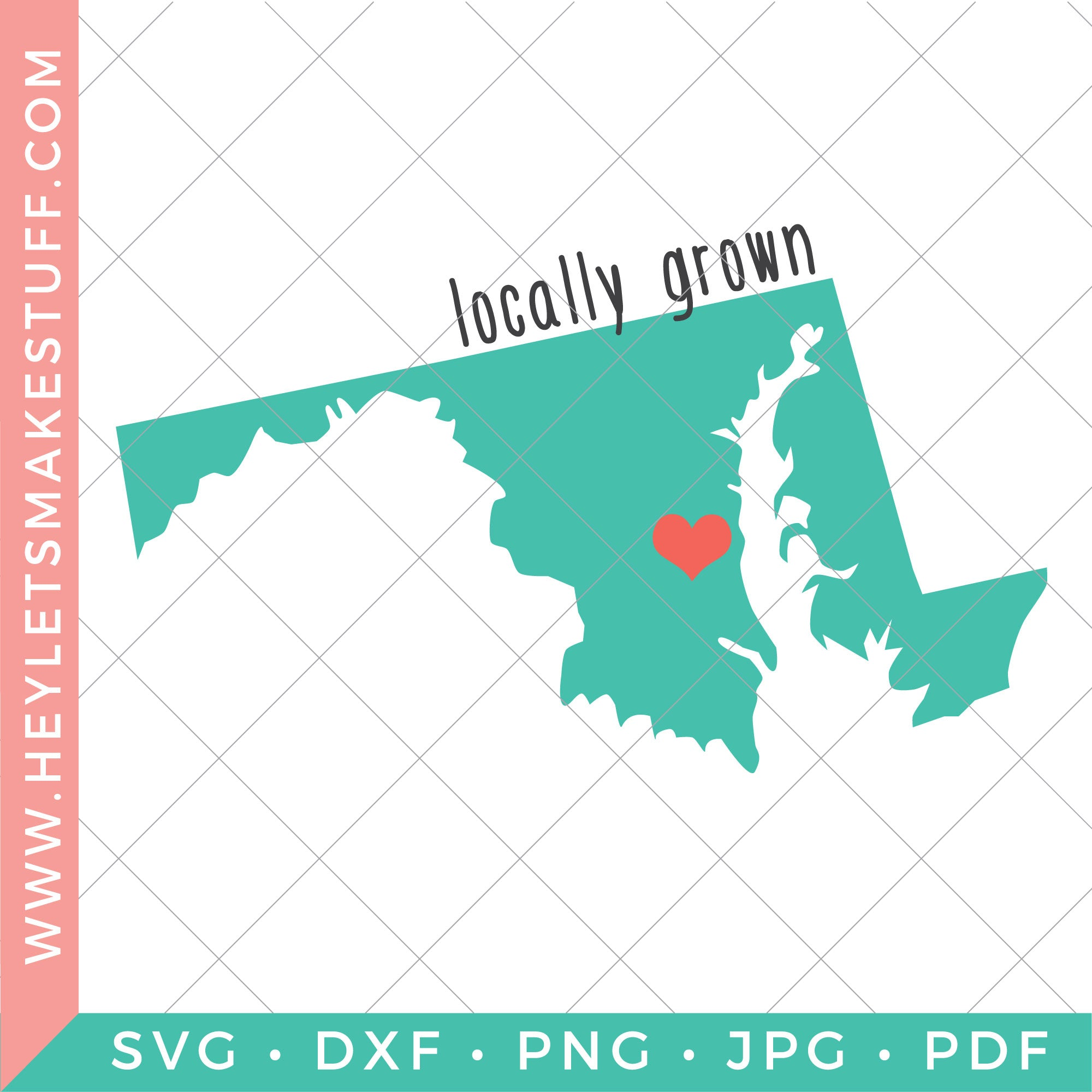 Locally Grown - Maryland