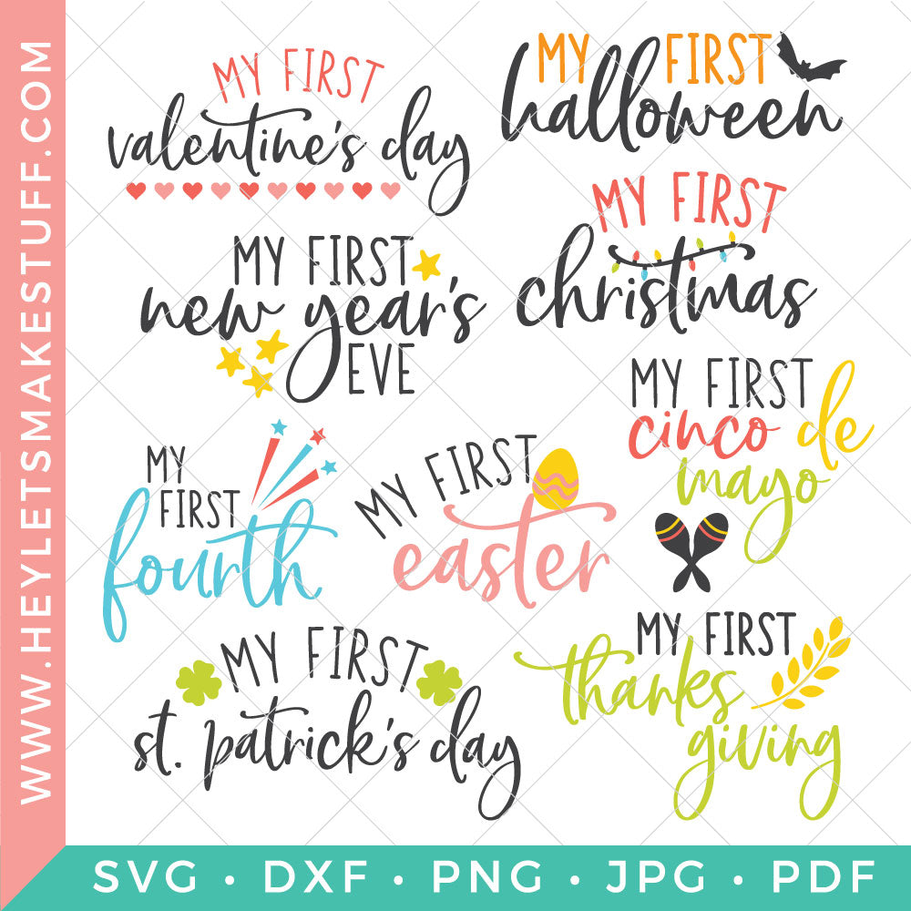 29+ Holiday Svg Bundle PNG