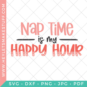 Nap Time is My Happy Hour