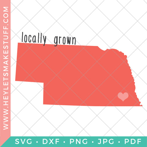 Locally Grown - Nebraska