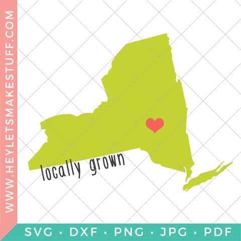 Locally Grown - New York