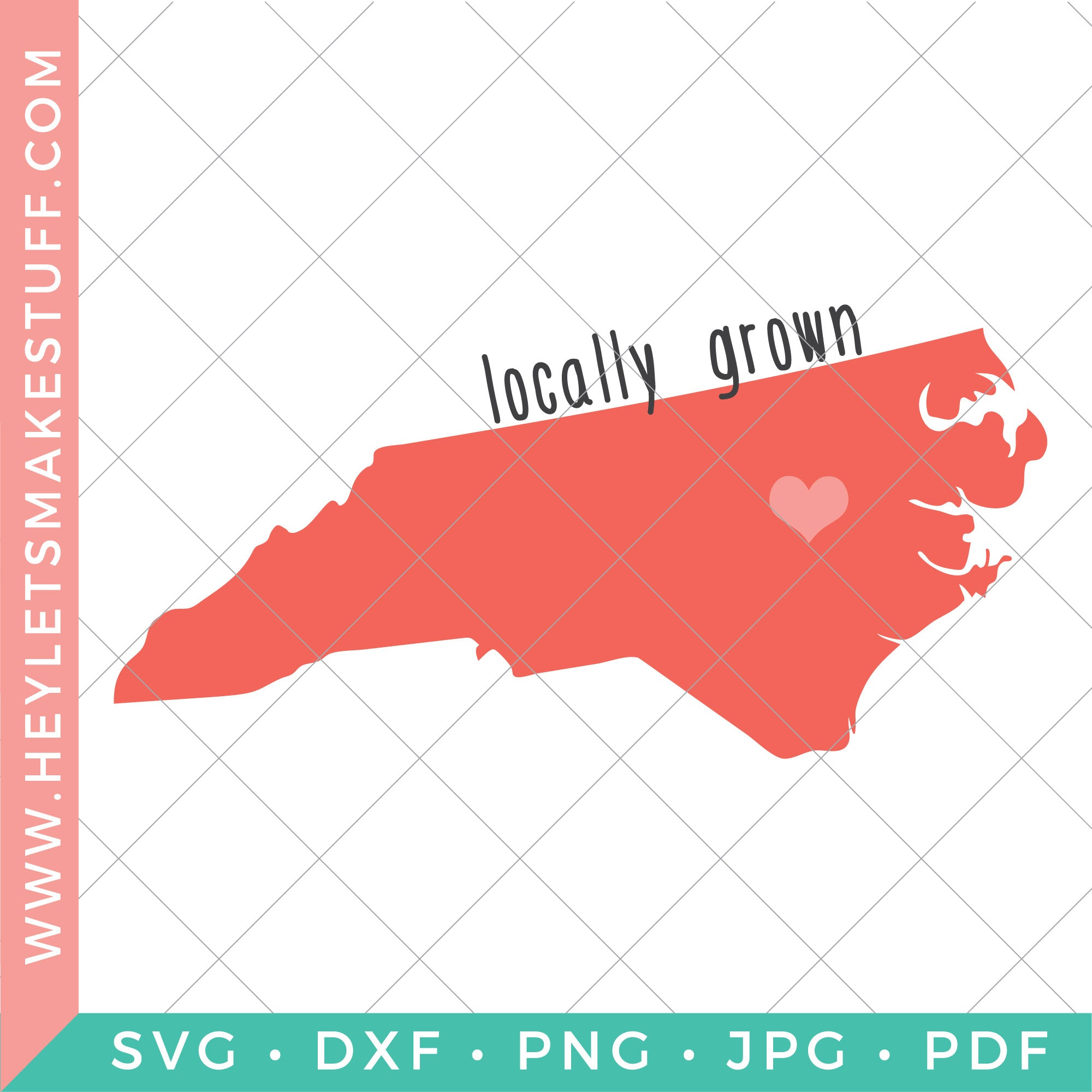 Locally Grown - North Carolina