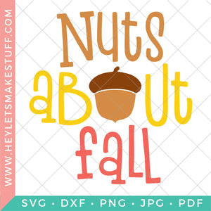 Nuts About Fall