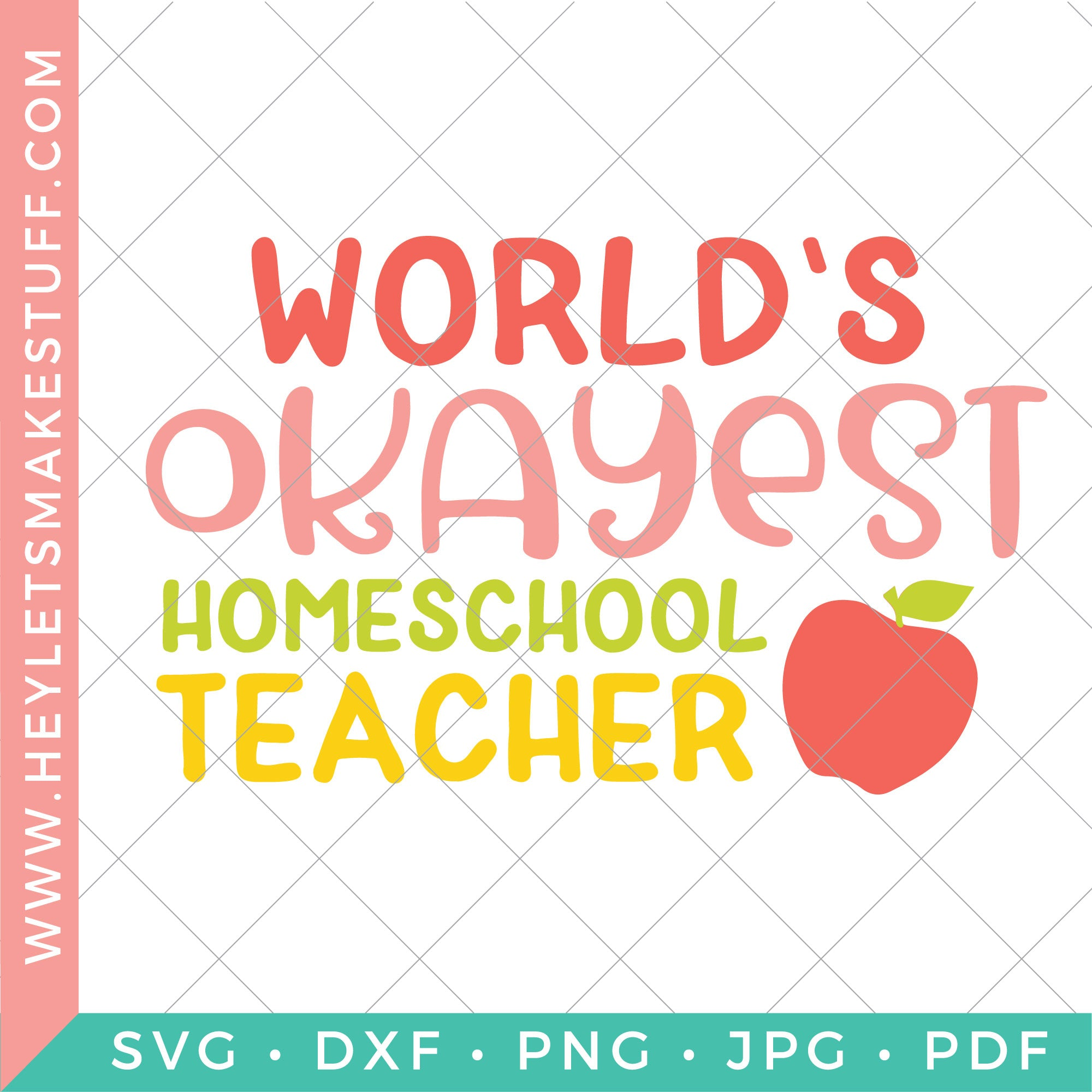 World's Okayest Homeschool Teacher