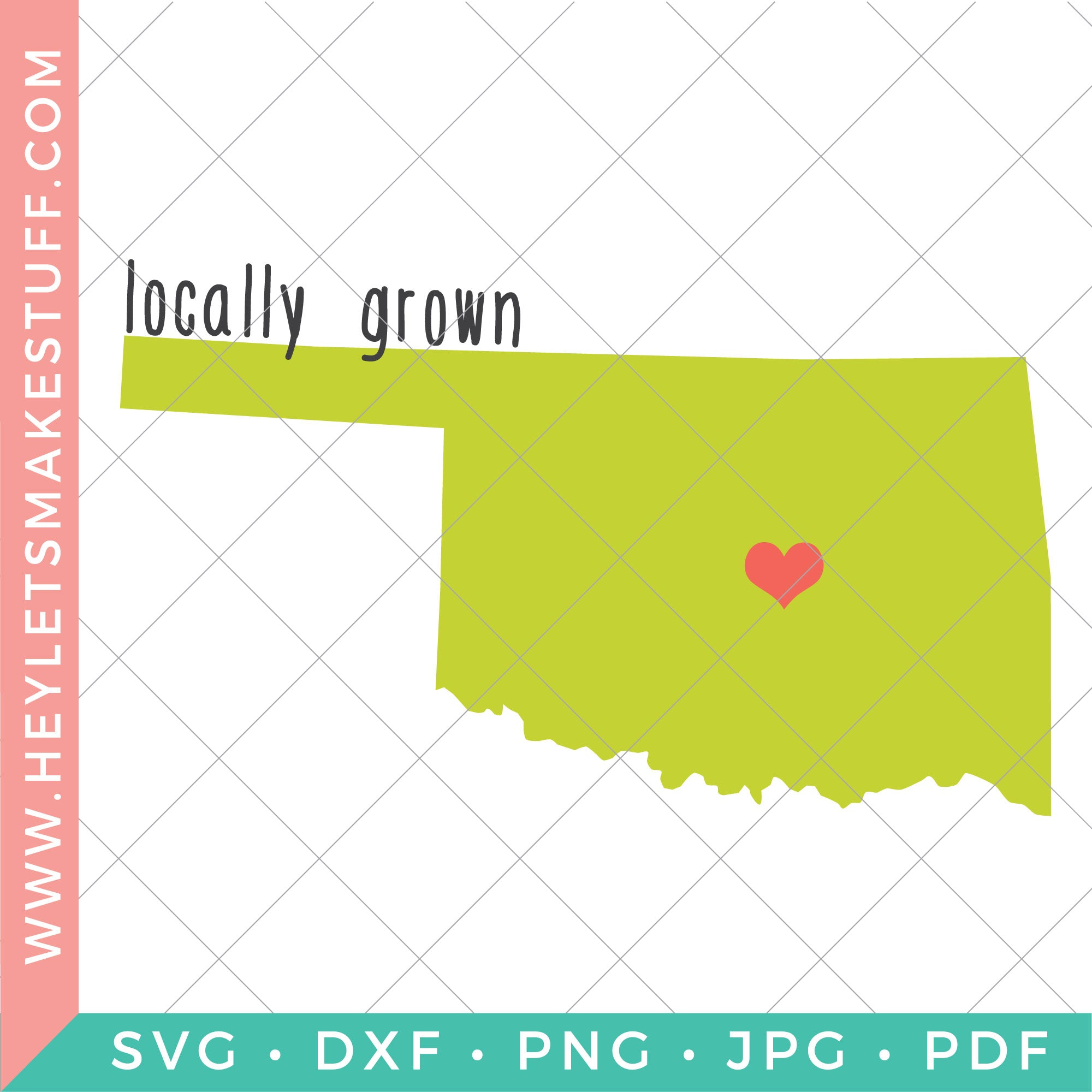 Locally Grown - Oklahoma