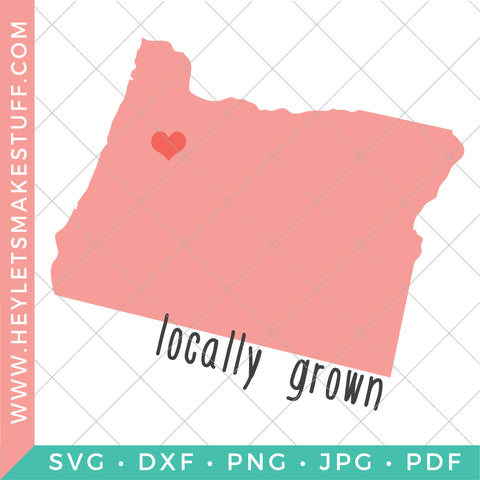 Locally Grown - Oregon