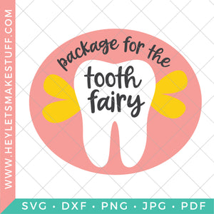 Package for the Tooth Fairy
