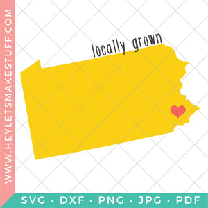 Locally Grown - Pennsylvania
