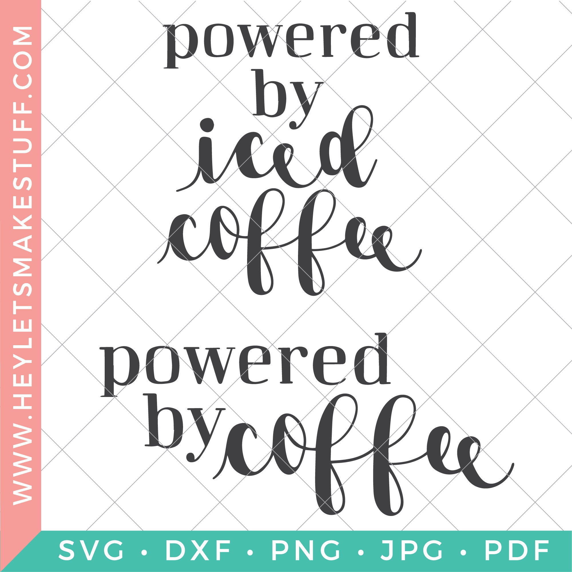Powered by Coffee Bundle