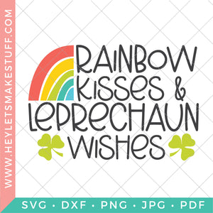 Rainbow Kisses and Leprechaun Wishes