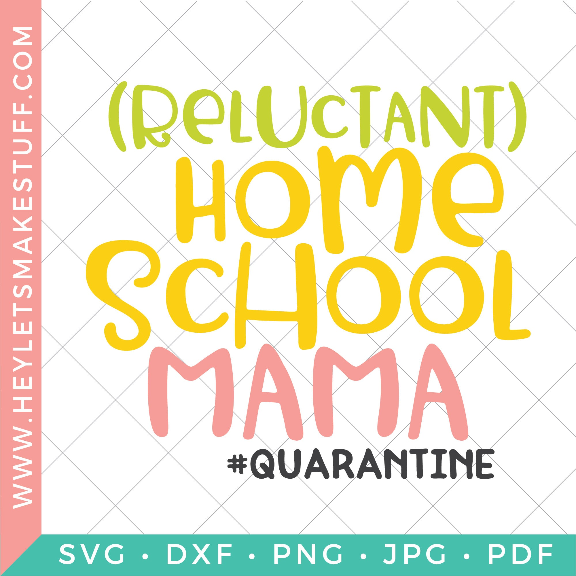 Reluctant Home School Mama